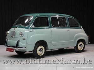 1956 Fiat 600 Multipla '56 For Sale (picture 1 of 12)