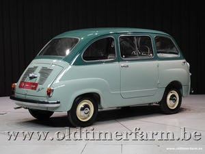 1956 Fiat 600 Multipla '56 For Sale (picture 2 of 12)
