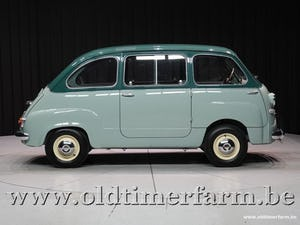 1956 Fiat 600 Multipla '56 For Sale (picture 3 of 12)
