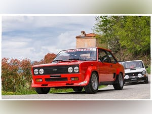 1976 Fiat 131 Abarth Stradale For Sale (picture 1 of 5)