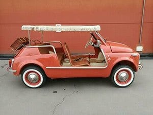 1970 CONVERTED  lhd Fiat 500 Vintage Model JOLLY Holyday car For Sale (picture 1 of 6)
