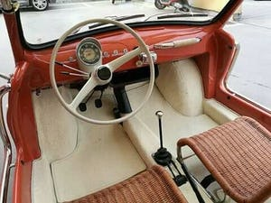 1970 CONVERTED  lhd Fiat 500 Vintage Model JOLLY Holyday car For Sale (picture 3 of 6)