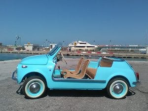 1970 CONVERTED  lhd Fiat 500 Vintage Model JOLLY Holyday car For Sale (picture 4 of 6)