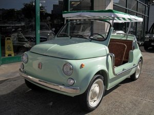 Picture of 1972 Fiat 500 Jolly recreation  For Sale