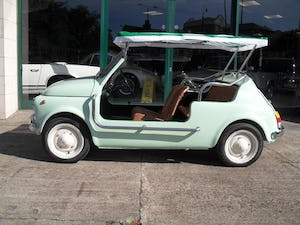 1972 Fiat 500 Jolly recreation  For Sale (picture 2 of 5)