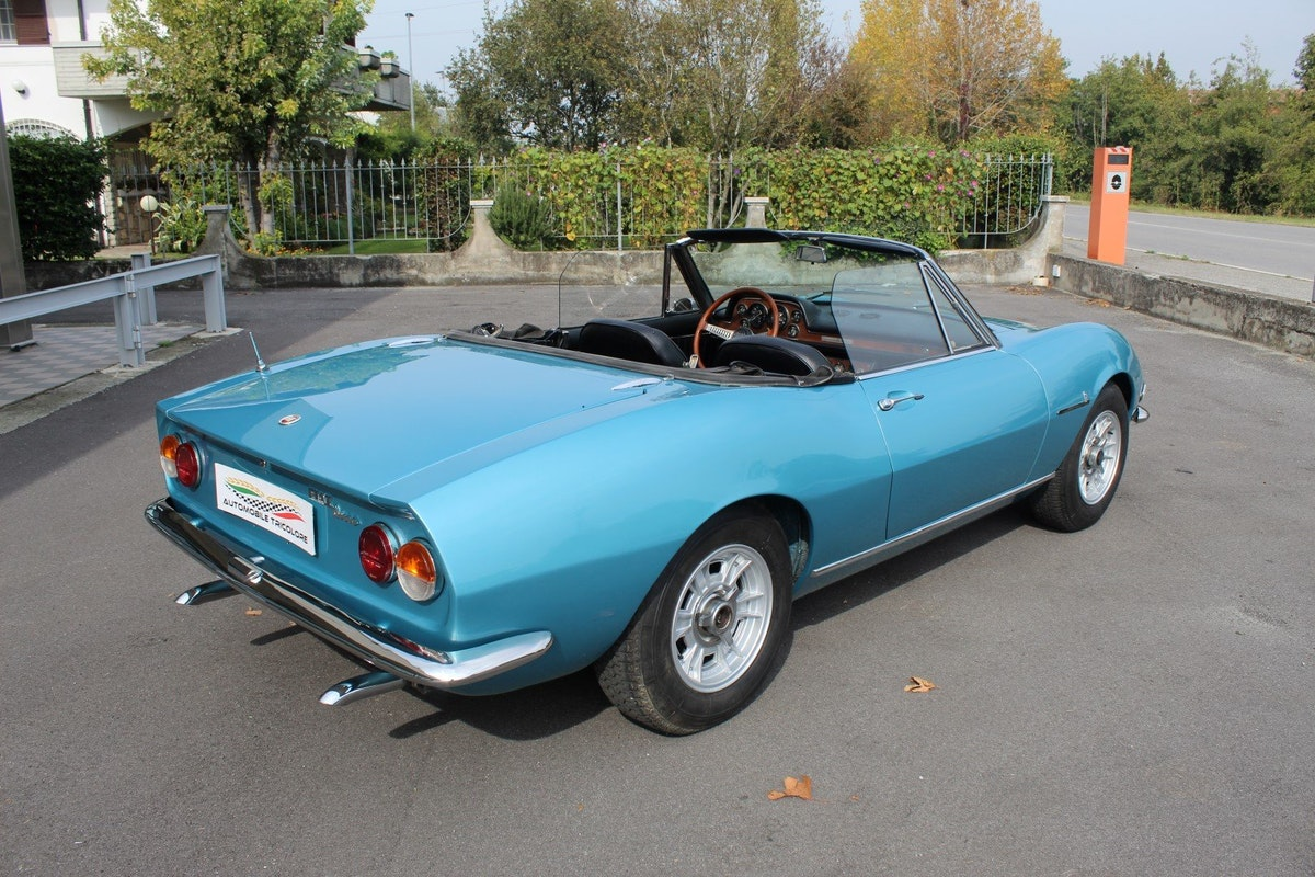1968 Fiat dino 2.0 spider top condition For Sale (picture 2 of 6)