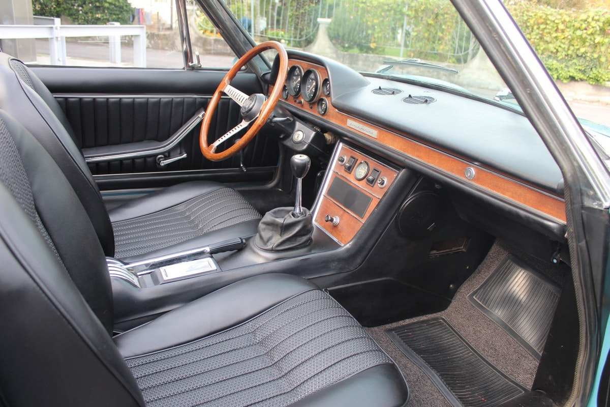 1968 Fiat dino 2.0 spider top condition For Sale (picture 3 of 6)