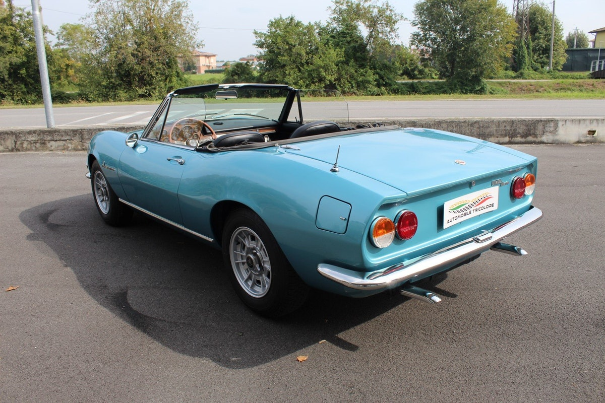 1968 Fiat dino 2.0 spider top condition For Sale (picture 5 of 6)