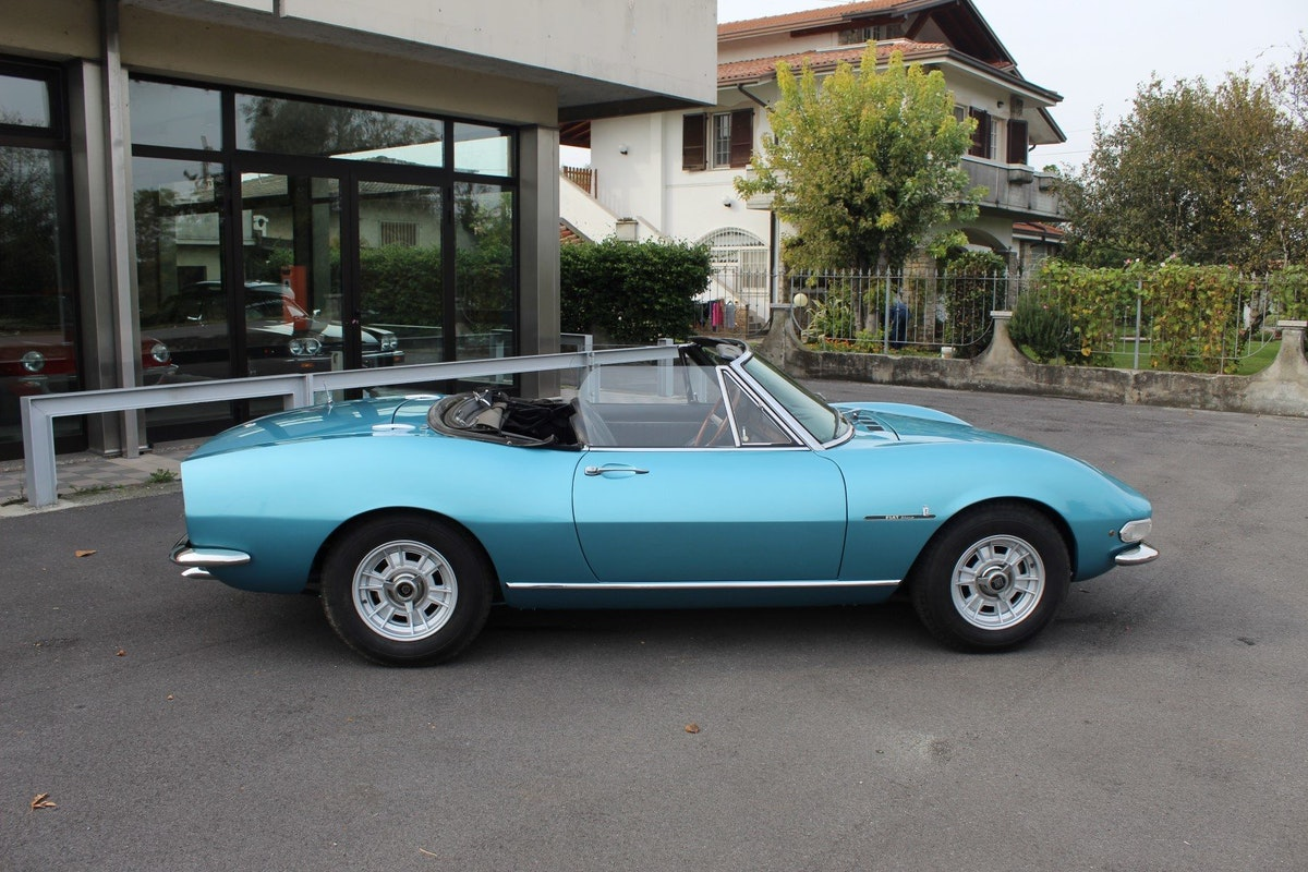 1968 Fiat dino 2.0 spider top condition For Sale (picture 6 of 6)