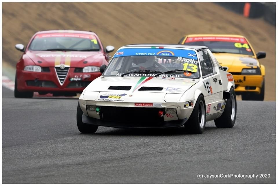 1979 2017/18/20 Scottish Championsip-Class Winning Car For Sale (picture 1 of 6)