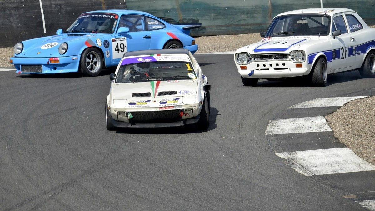 1979 2017/18/20 Scottish Championsip-Class Winning Car For Sale (picture 4 of 6)