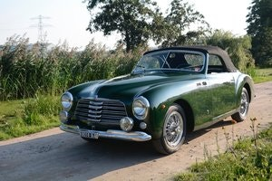 Picture of 1949 Fiat 1100 B Cabriolet Stabilimenti Farina One-Off, ex-MM '17 For Sale