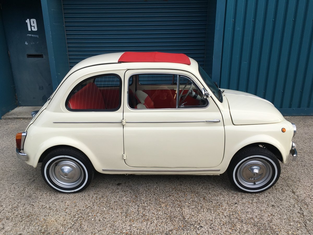 1964 Fiat 500 D For Sale (picture 1 of 6)