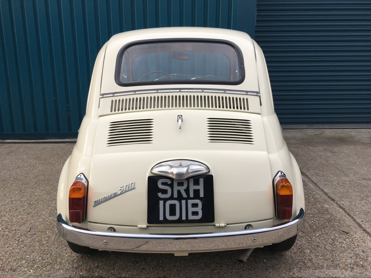 1964 Fiat 500 D For Sale (picture 3 of 6)