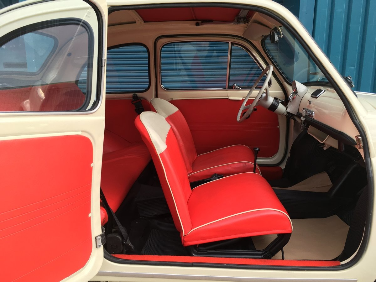 1964 Fiat 500 D For Sale (picture 5 of 6)
