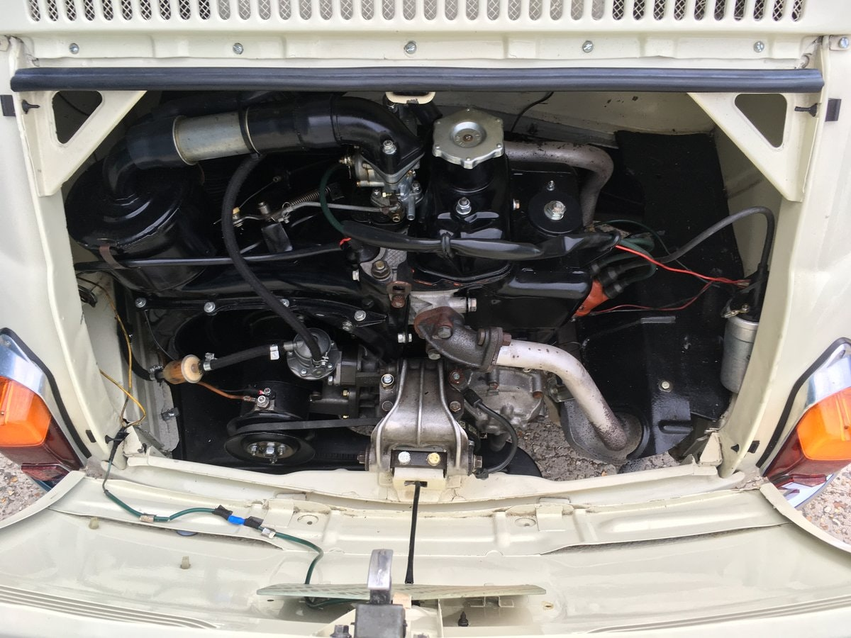 1964 Fiat 500 D For Sale (picture 6 of 6)