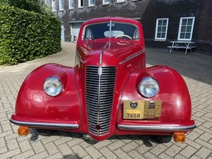 Picture of 1937 Elegant Fiat 6C 1500 Berlinetta with fantastic Touring body For Sale