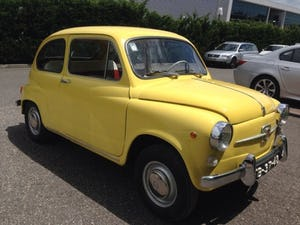 1971 Fiat 600 D For Sale (picture 1 of 6)