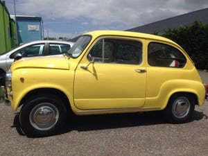 1971 Fiat 600 D For Sale (picture 2 of 6)