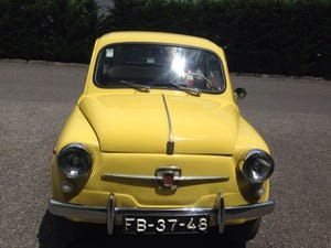 1971 Fiat 600 D For Sale (picture 3 of 6)