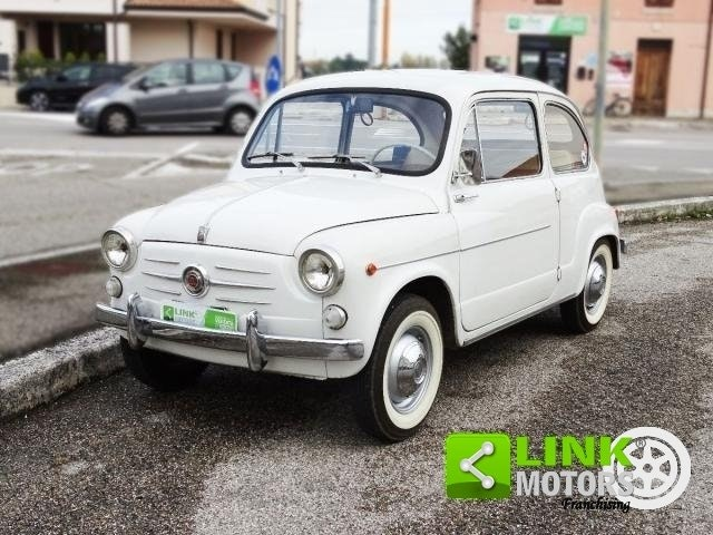 1962 FIAT - 600 D For Sale (picture 1 of 6)