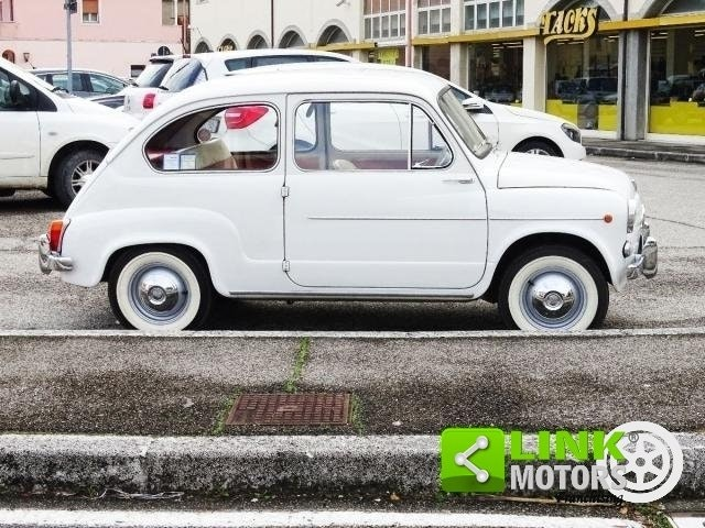 1962 FIAT - 600 D For Sale (picture 3 of 6)