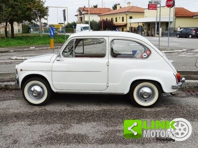 1962 FIAT - 600 D For Sale (picture 5 of 6)