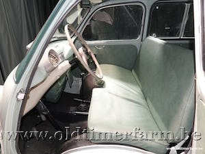 1956 Fiat 600 Multipla '56 For Sale (picture 4 of 12)