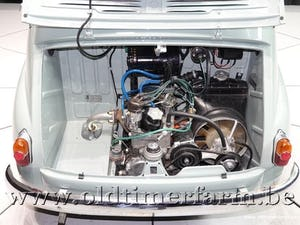 1956 Fiat 600 Multipla '56 For Sale (picture 5 of 12)