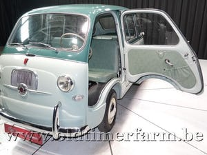1956 Fiat 600 Multipla '56 For Sale (picture 7 of 12)