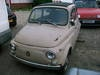 Picture of 1972 Fiat 500L in beige. Left Hand Drive. SOLD