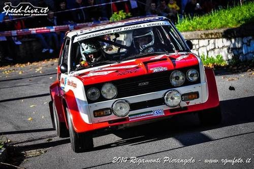 1976 Ex works Fiat 131 Abarth Gr4 For Sale (picture 4 of 6)