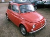 Picture of 1972 Fiat 500L (lusso) left hand drive SOLD