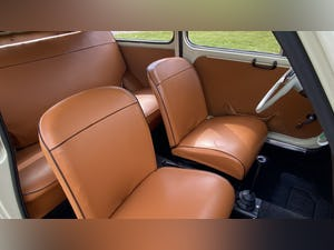 FIAT 600D -1964 -STUNNING CONDITION -RARE. For Sale (picture 7 of 11)