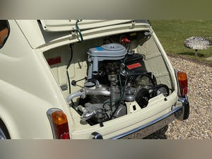 FIAT 600D -1964 -STUNNING CONDITION -RARE. For Sale (picture 8 of 11)