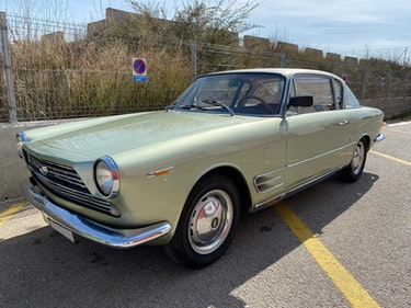 Picture of 1967 Fiat 2300 S Coupe Ghia - original LHD For Sale
