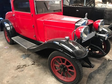 Picture of 1927 Fiat 509 Coupe good condition RHD For Sale