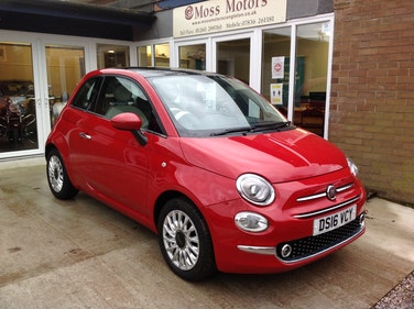 Picture of 2016 FIAT 500 1.2 LOUNGE 3DR For Sale