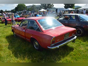 1974 Fiat 124 sports coupe orange For Sale (picture 3 of 8)