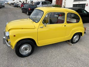 1971 Fiat 600 D For Sale (picture 4 of 6)