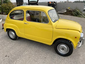 1971 Fiat 600 D For Sale (picture 5 of 6)