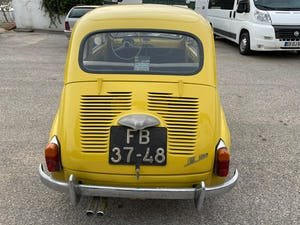 1971 Fiat 600 D For Sale (picture 6 of 6)