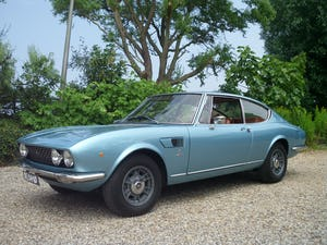 1969 Fiat Dino 2.0 V6 Coupe (1st Series, Bertone) LHD For Sale (picture 1 of 12)