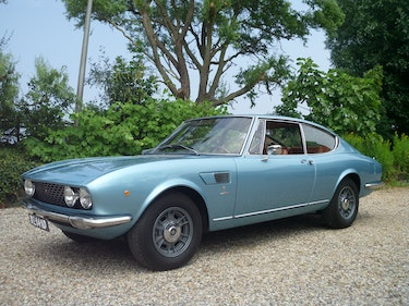 Picture of 1969 Fiat Dino 2.0 V6 Coupe (1st Series, Bertone) LHD For Sale