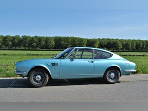 1969 Fiat Dino 2.0 V6 Coupe (1st Series, Bertone) LHD For Sale (picture 3 of 12)