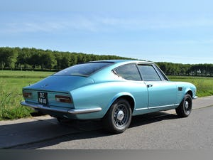 1969 Fiat Dino 2.0 V6 Coupe (1st Series, Bertone) LHD For Sale (picture 11 of 12)