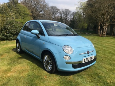 Picture of 2015 Fiat 500 Pop Star For Sale
