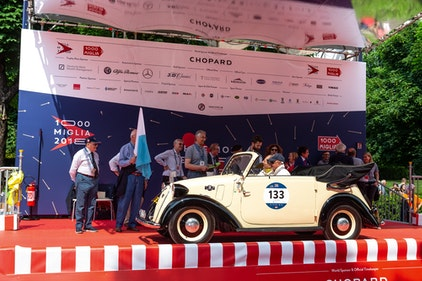 Picture of 1939 Fiat 508 C  see text For Sale