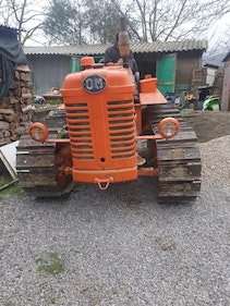 Picture of 1963 Fiat/OM 50C Tracked Tractor - Original For Sale