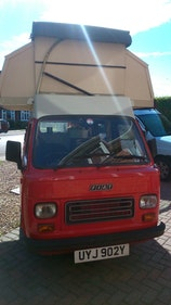 Picture of 1982 Fiat Pandora Original Autohomes Camper Van For Sale